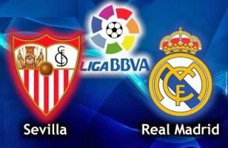 Alineación y la previa Sevilla-Real Madrid. Jornada 30