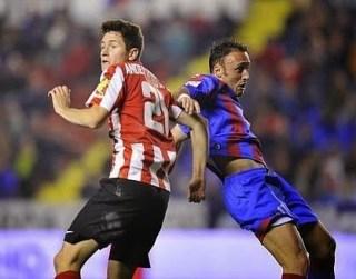 Levante 1-Athletic Bilbao 2. Jornada 32 Liga Española
