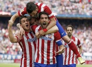 Atlético Madrid 1-Villarreal 0. Jornada 32 Liga Española