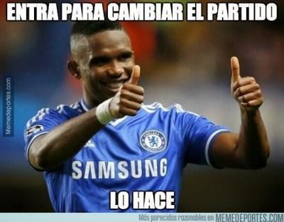 Los mejores chistes y memes del Chelsea-Atlético Madrid. Champions League