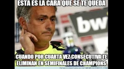 Los mejores chistes y memes del Chelsea-Atlético Madrid. Champions League memes mourinho