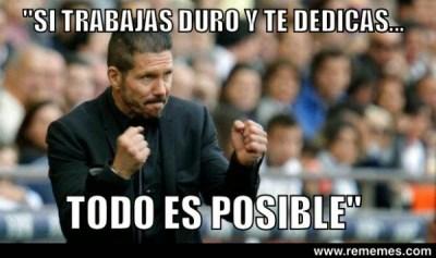 Los mejores chistes y memes del Chelsea-Atlético Madrid. Champions League Cholo Simeone