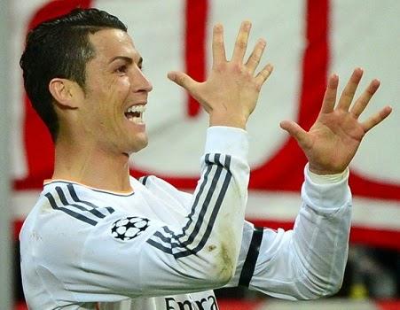 Bayern Munich 0-4 Real Madrid
