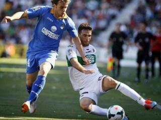 Elche 1-Getafe 0. Jornada 32 Liga Española