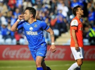 Getafe 1-Málaga 0. Jornada 35 Liga Española