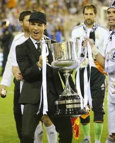 Las Mejores Imágenes Del Real Madrid Campeón Copa Del Rey 2014