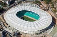 Estadio: Arena Fonte Nova