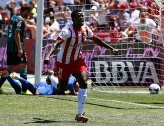 Almería 3-Betis 2. Jornada 36 Liga Española