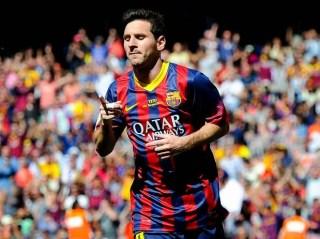 Barcelona 2-Getafe 2. Jornada 36 Liga Española