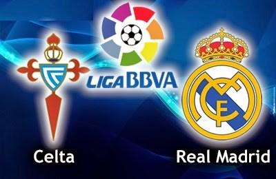 Alineación y la previa Celta Vigo-Real Madrid. Jornada 37