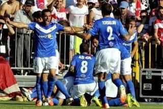 Granada 0-Almería 2. Jornada 37 Liga Española
