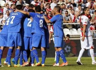 Rayo Vallecano 1-Getafe 2. Jornada 38 Liga Española