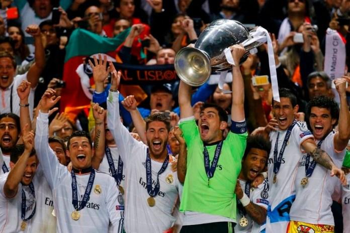 Real Madrid Campeón Champions 2014