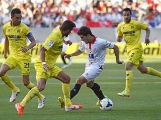 Sevilla 0-Villarreal 0. Jornada 36 Liga Española