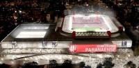 Estadio: Arena da Baixada