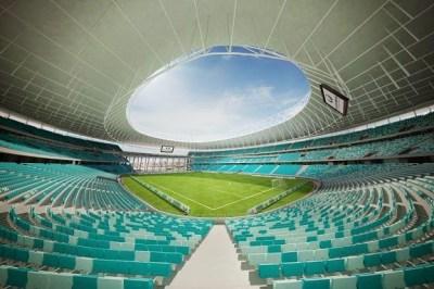 Arena Fonte Nova: Sede Mundial Brasil 2014
