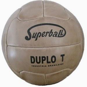 Balón Mundial Brasil 1950 sper ball duplo T