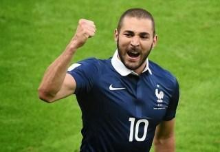 Francia 3-Honduras 0. Mundial Brasil-Grupo E benzema