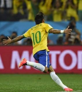 Brasil 3-Croacia 1. Grupo A Mundial Brasil
