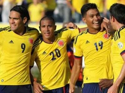 Lista definitiva Selección de Colombia para el Mundial 2014