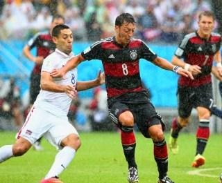 Estados Unidos 0-Alemania 1. Mundial Brasil-Grupo G