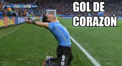 histes y memes de Uruguay-Inglaterra: Mundial Brasil luis suarez