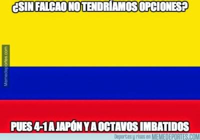 Los mejores memes de Grecia-Costa Marfil y Colombia-Japón