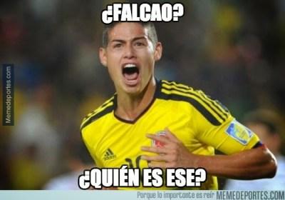 Los mejores memes y chistes del partido Colombia-Uruguay: Mundial Brasil