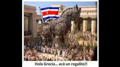 Los mejores memes del partido Costa Rica-Grecia: Mundial Brasil