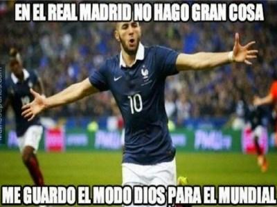 Los mejores memes del partido Francia-Nigeria: Mundial Brasil