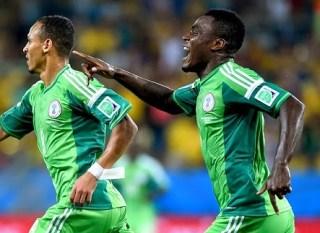Nigeria 1-Bosnia 0. Mundial Brasil-Grupo F