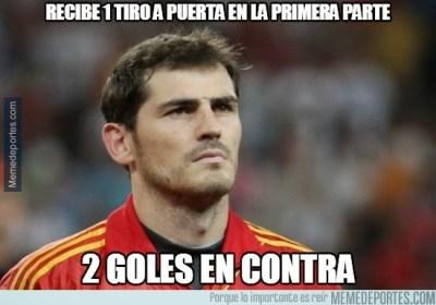 Los mejores memes y chistes sobre Iker Casillas: Manchester-Madrid