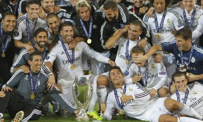 Las mejores imágenes del Real Madrid Campeón Supercopa 2014