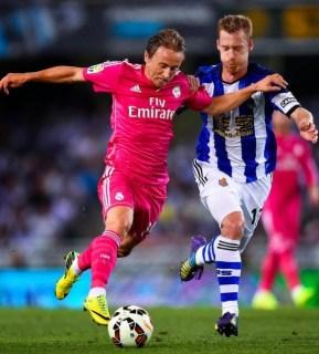Real Sociedad 4-Real Madrid 2. Jornada 2 Liga Española