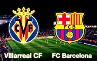 Alineación y la previa Villarreal-Barcelona. Jornada 2