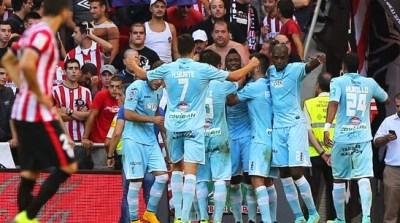 Athletic Bilbao 0-Granada 1. Jornada 4 Liga Española