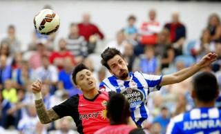 Deportivo Coruña 0-Almería 1. Jornada 6 Liga Española