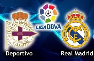 Alineación y la previa Deportivo-Real Madrid. Jornada 4