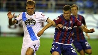 Éibar 0-Deportivo 1. Jornada 3 Liga Española