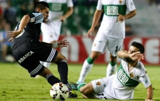 Elche 0-Celta de Vigo 1. Jornada 6 Liga Española