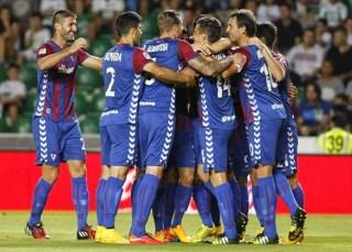 Elche 0-Éibar 2. Jornada 4 Liga Española