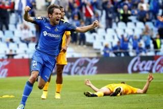 Getafe 1-Málaga 0. Jornada 6 Liga Española