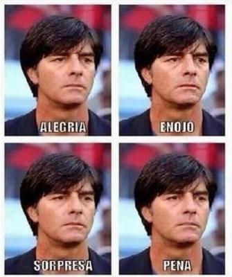 Argentina golea a Alemania: los mejores memes joachim low