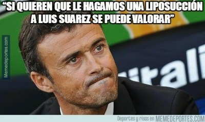 Los mejores memes del Barcelona-Granada luis enrique