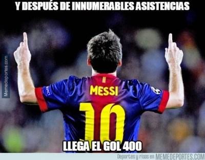 Los mejores memes de la goleada del Barça al Granada 6-0 leo messi