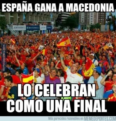 Los mejores memes de España-Macedonia: Euro 2016