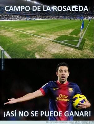 Los mejores memes del empate entre Málaga-Barcelona