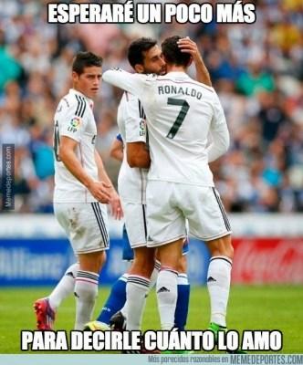 Los mejores memes de la goleada del Real Madrid sobre el Deportivo