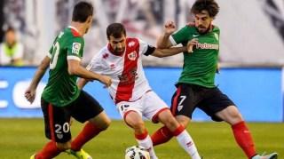 Rayo 2-Athletic Bilbao 1. Jornada 5 Liga Española