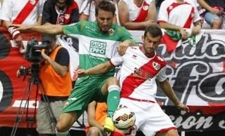 Rayo Vallecano 2-Elche 3. Jornada 3 Liga Española